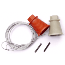 Cones and Cables For CD45 Canopy Doors
